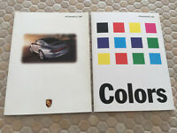 "Mint Original 1969 /""Porsche Facts/"" 911 Sales Brochure  28 Pages!"