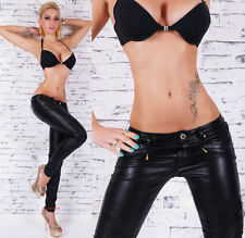 Leather L30 Jeans for Women