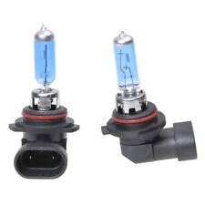 2 HB4 9006 White Car Headlight Head Light Bulb Lamp 55W L5X6