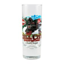 Hill City Harley-Davidson® 1880 Train Tall Shot Glass