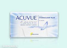 Acuvue Oasys Hydraclear PLUS JohnsonJohnson 1x6 Kontaktlinsen BC 8.4 und 8.8