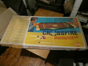 CROSSFIRE THE FASTEST RAPID-FIRE ACTION GAME EVER 1971