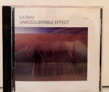 Liz Story CD Unaccountable Effect CD WD 1034 , 1986