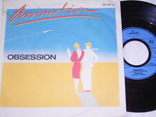 """7"""" - Obsession Animotion & Turn around - 1984 # 0825"""