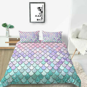 Home Textile Bed Bedding Set Duvet Cover Twin Size(173x218cm) & Pillowcase