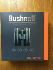 Brand New Bushnell Engage Binoculars, 10x42mm, Matte Black