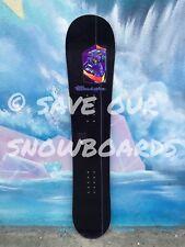 Vintage 2000 / 2001 Lib Tech Jamie Lynn cat litter box snowboard 151 FREE SHIP