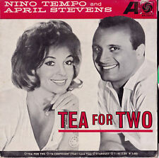 NINO TEMPO and APRIL STEVENS Tea For Two EP