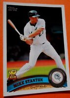 Mike Giancarlo Stanton 2011 Topps #135 Rookie MINT FROM PACK