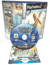 MEDAL OF HONOUR RISING SUN - Playstation 2 Ps2 Play Station Bambini Gioco Game