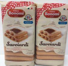 Savoiardi Lady Fingers 300g X 2 . Italian Cake Base For Tiramisu , Verona