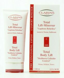 Clarins Total Body Lift 200ml for stubborn cellulite Bnib Sealed - Free Shipping