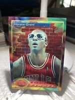 1993-94 Topps Finest Horace Grant #101 Chicago Bulls Last Dance PWE Tracked