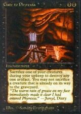 Gate to Phyrexia PL Antiquities MTG Magic The Gathering Black English Card