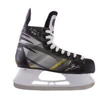 New Flite Chaos C-75 Sr mens skates men's size US 14 EE black ice hockey skate