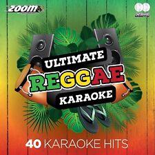 Zoom Karaoke Ultimate Reggae KARAOKE Vol.1 CD + G - 40 Chansons sur 2 CD + G disques!