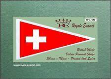 Royale Antenna Pennant Flag - SWITZERLAND NATIONAL SWISS - FP1.1177
