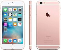 Excellent Condition Apple iPhone 6s - 64GB - Rose Gold (Unlocked) Grade A