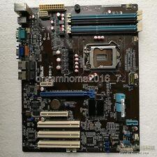 ASUS P9D-V Motherboard VGA And COM LGA1156 Chipset Intel C224