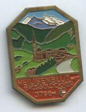 A702 - Plakette Heiligenblut mit Großglockner 3798 M. Kärnten