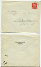 05282 - Beleg - Bremen 15.1.1927 nach Oldenburg - Rechtsanwalt