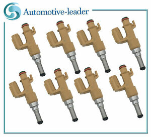 8Pcs Fuel injectors 23209-39275 for Lexus GS350 GS450h 15-18 NX300 2018 2.0L