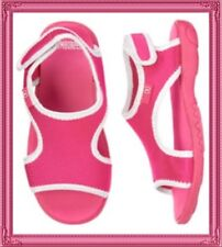 """NWT Girl 2 Gymboree """"SWIM SHOP"""" Pink Stretch WATER SHOES and/or SANDALS Hot Pink"""