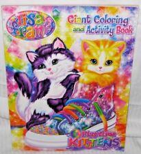 lisa frank giant coloring book eBay