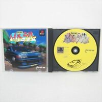 HYPER RALLY Item Ref/bbc PS1 Playstation PS Import Japan Video Game p1