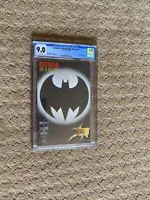 Batman: The Dark Knight #3 CGC 9.0 VF/NN First Printing (May 1986, DC)