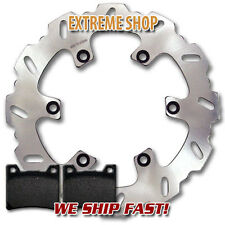 Yamaha Rear Brake Rotor+Pads FZ1 FZS 1000 Fazer (2001-2005) XJR 1300 (2001-2015)