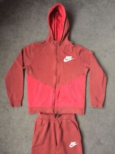 Boys Nike Tracksuit, Age 12-13 Years