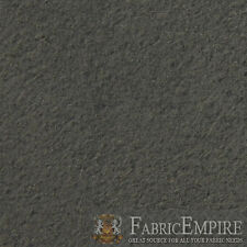 """DK GRAPHITE Synergy Suede Headliner Upholstery Fabric 1/8 Foam Backed 60""""W BTY"""
