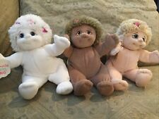 1998 Vintage Dreamsicles Angel Hugs Angel plush Lot Of 3