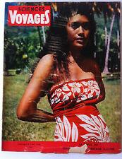 SCIENCES ET VOYAGES du 8/1955; Kiu Shiu/ Katanga/ Sakalava/ Elevage d'autruche