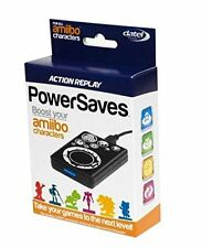 Datel Action Replay Powersaves for Amiibo Character Boost and Cheats NEW