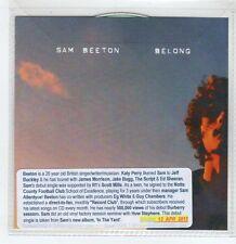 (GS274) Sam Beeton, Belong - 2015 DJ CD