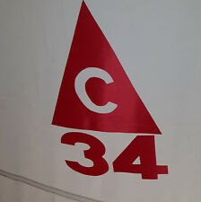 NEW Catalina 34 Mainsail 7.5oz 2 Reefs