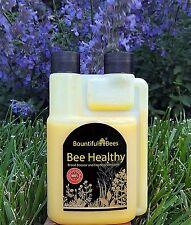 Bee Healthy 16 oz / HONEY BEE FEEDING STIMULANT / Easy Measure Spout