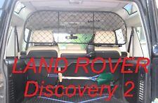 Rejilla Separadora LAND ROVER Discovery 2, para perros y maletas