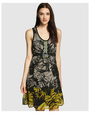 Vestiti da donna impero neri floreale