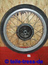 Roue avant jante front wheel 1.85x21 yamaha xt 500 #19