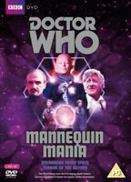 Nuovo Doctor Who - Manichino Mania Cofanetto DVD