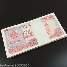 VIETNAM 500 DONG UNC BUNDLE 100 PCS