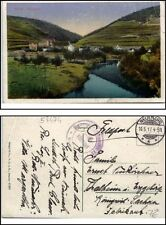 1917 Stempel NEUENAHR a/ Feldpost AK 1. Weltkrieg Ahrtal Mariental Feldpostkarte
