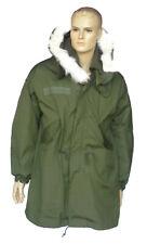 Orig. US Army M-65 Extrem Cold Weather Parka, ECW Fishtail, NEU, oliv, 3-teilig