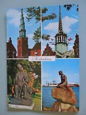 Postcards Europe 1970s  Lot of 8  Vintage