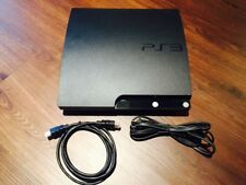 Sony PlayStation 3 Slim 120GB Console  - System Firmware PS3 3.55 OFW
