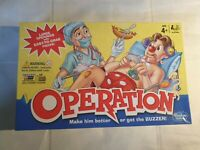 Operation Electronic Children's Game with larger openings - Hasbro. 2013. VGC