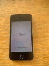 "Apple iPhone 4 Model A1332 16GB 3.5"" Screen 5MP Camera Mobile Phone 411836"